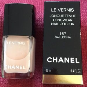 """Chanel"" long wear nail color brand new"